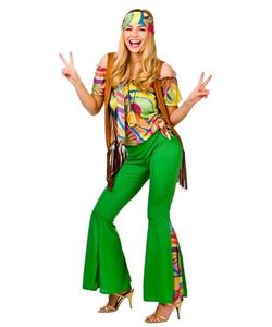 plus size Groovy hippie