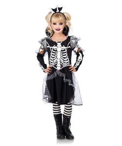 Kids Skeleton Princess