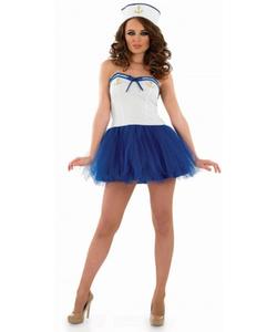 Sexy Tutu Sailor Girl - Plus Size