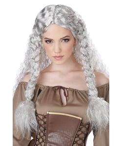 Viking Princess wig