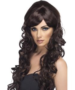 Pop Starlet Wig - Brown