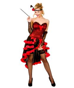 Wild West Showgirl