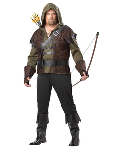 Robin Hood Costume - Plus Size