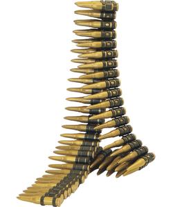 costume bullet belt