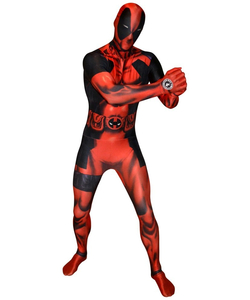Digital Deadpool Morphsuit