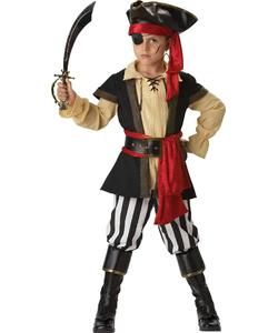 Pirate Scoundrel Costume