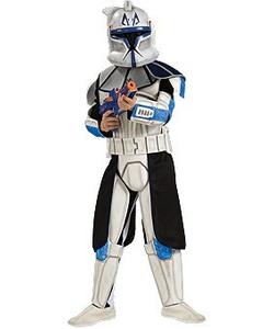 Clone trooper captain rex costume
