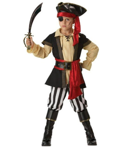 Pirate Scoundrel Costume
