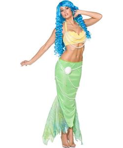 Rebel toons the little mermaid costume