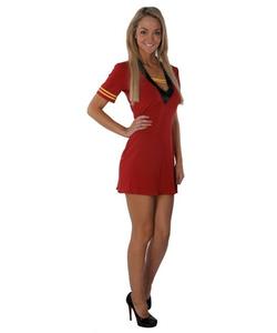 Ladies space cadet costume
