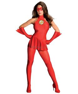 The Flash Costume - Ladies