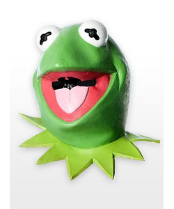 Kermit The Frog Latex Mask