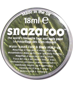 Face & Body Paint Snazaroo - Green