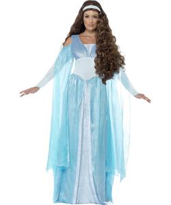 Blue Medieval Maiden - Ladies