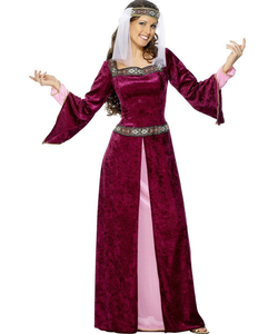 Maid Marion Costume - Plus Size