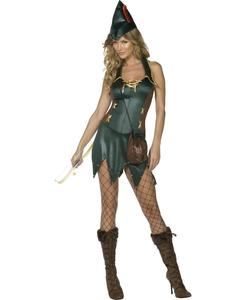 Alluring Archer Costume