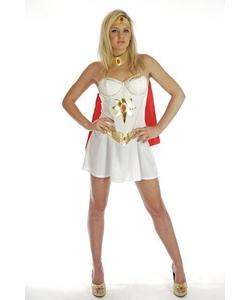 80's Super Hero Girl Costume