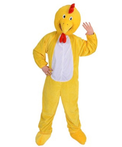 Chicken Mini Mascot Costume