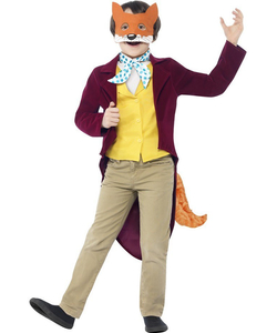 Kids Fantastic Mr Fox Costume