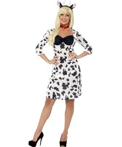 Ladies Cow costume