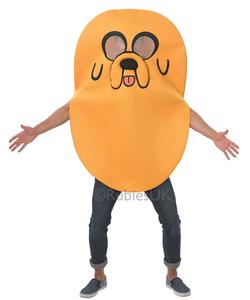 Jake Adventure time costume