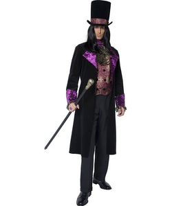 Gothic Manor costume