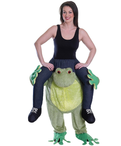 """""""Carry Me"""" frog"""
