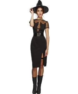 cat witch costume