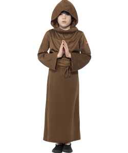 kids Monk Costume