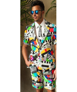 Testival Summer Suit
