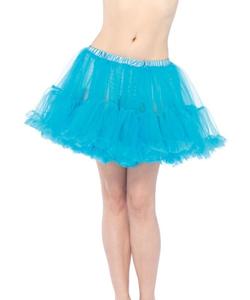 Turquoise Deluxe Petticoat