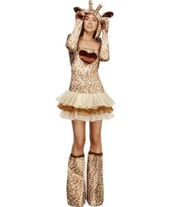 Ladies Giraffe Costume