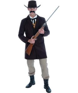 The gunslinger costume