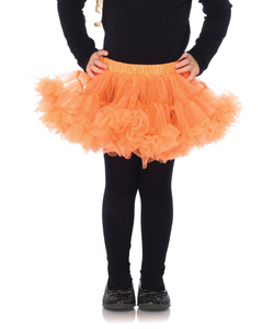 Orange Petticoat - Kids