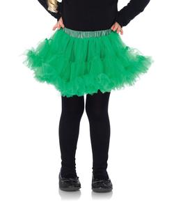Green Petticoat - Kids