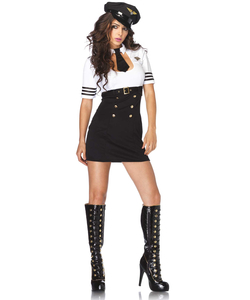 Ladies Captain Costume