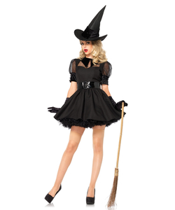 Deluxe Bewitching Witch Halloween Costume