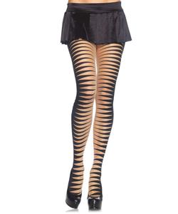 Cirque illusion Stripe Pantyhose