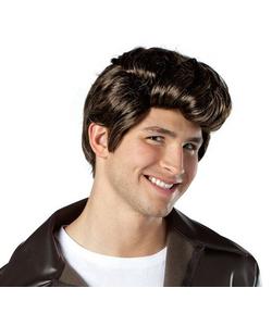 Black Fonz Wig Elvis 24