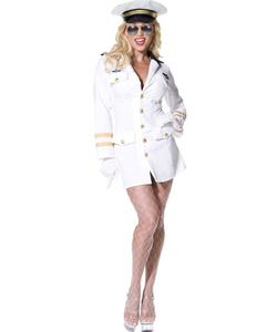 ladies officer costume