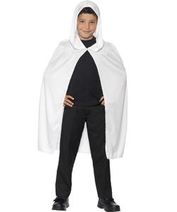 kids white cape