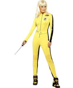 Kill Bill yellow jumpsuit