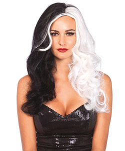 Deluxe Cruella Wig
