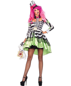Deliriously Mad Hatter costume