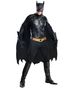 Super Deluxe Batman Dark Knight Costume
