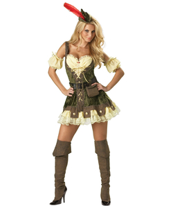 Racy Robin Hood costume