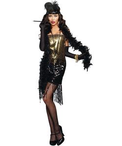 Dazzle Me Flapper Costume