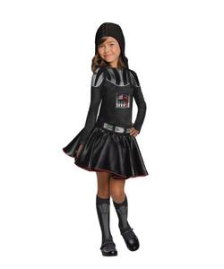 Star Wars Girls Darth Vader Costume