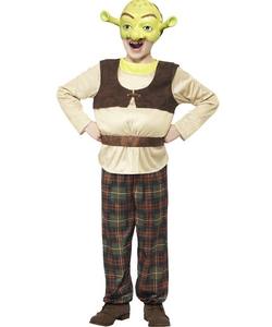 kids shrek