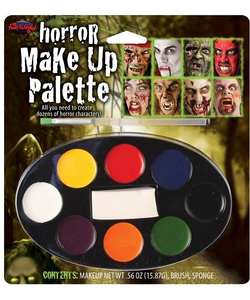 Horror Make Up Palette